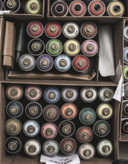 Graffiti workshop - groepsactiviteiten - Smaakmakers 1